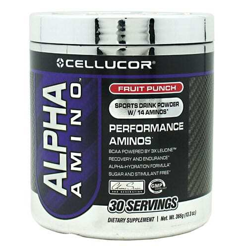 alpha amino fruit punch