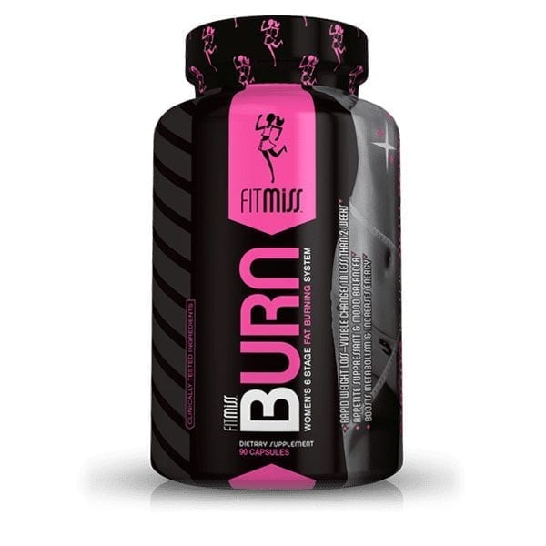 FitMiss Burn - 90 Capsules-0