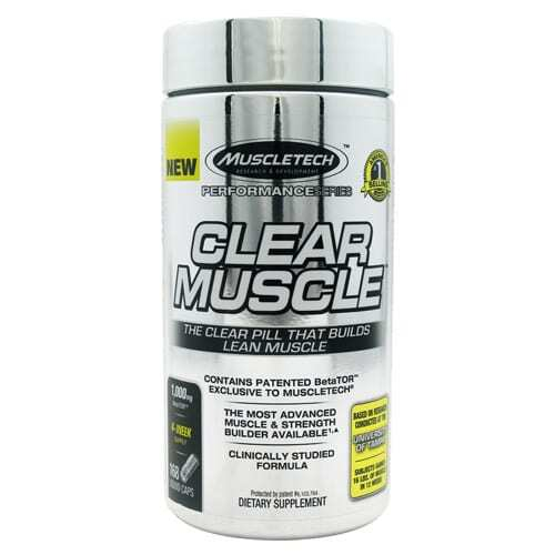 clear muscle picture