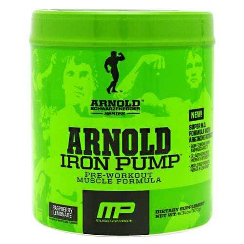 arnold iron pump