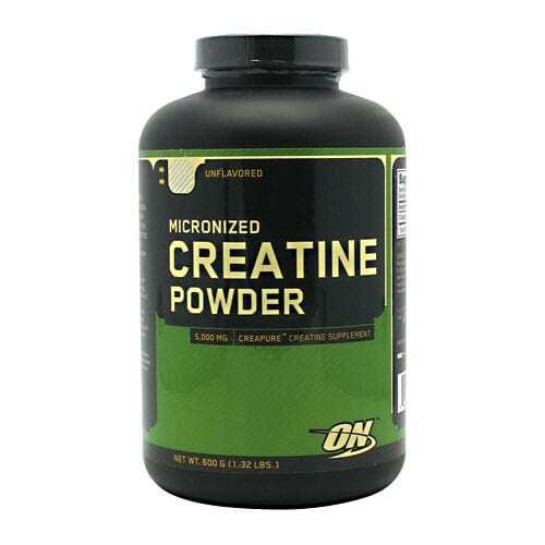 Optimum Nutrition Creatine 600g