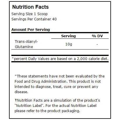 Metabolic Nutrition TAG - Fruit Punch-236