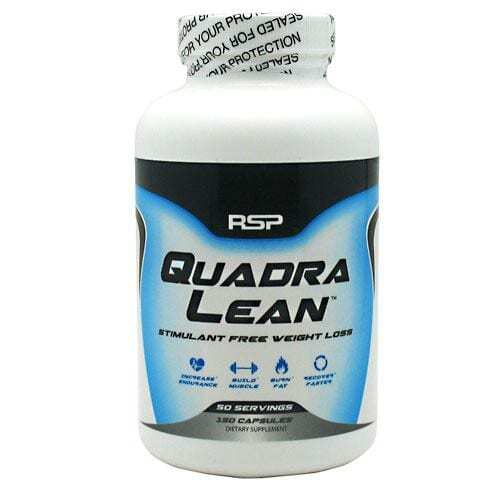QuadraLean by RSP Nutrition - 150 Capsules-0