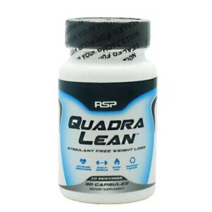 QuadraLean by RSP Nutrition - 30 Capsules-0