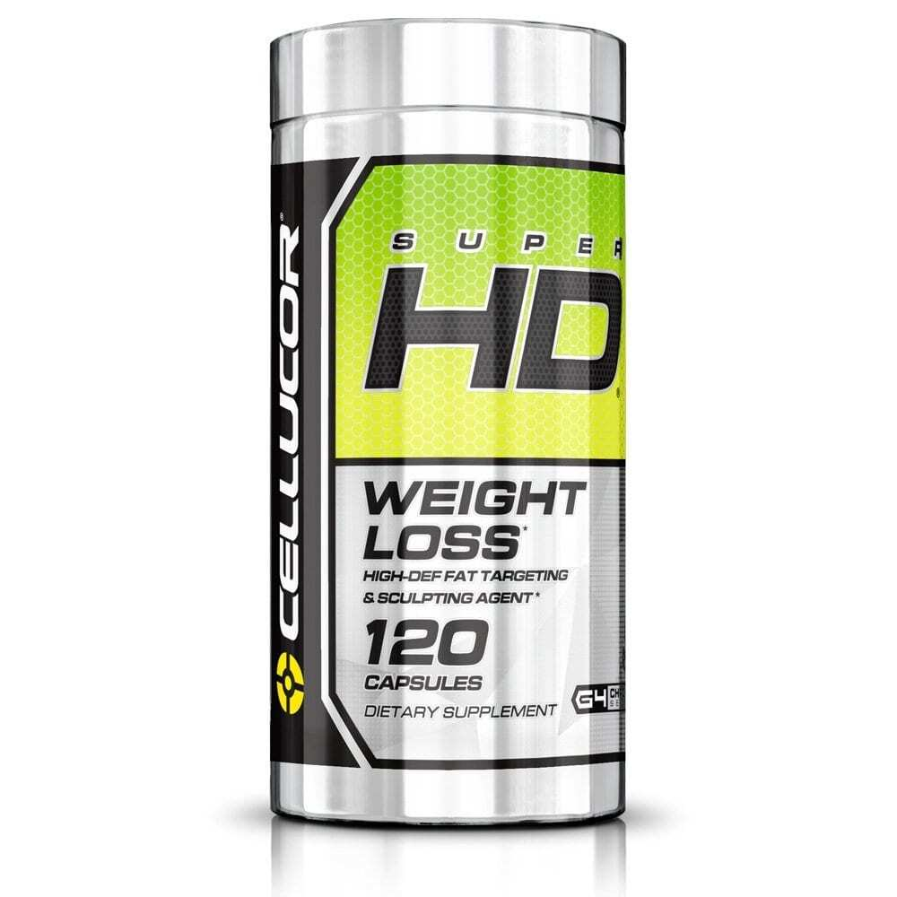 Cellucor Super HD - 60 & 120 Capsules-663