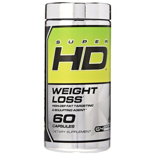 Cellucor Super HD - 60 Capsules-0
