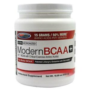 Modern BCAA+ - Fruit Punch by USPlabs-0