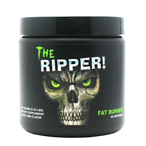 The Ripper by Cobra Labs - Razor Lime - 30 Servings-0