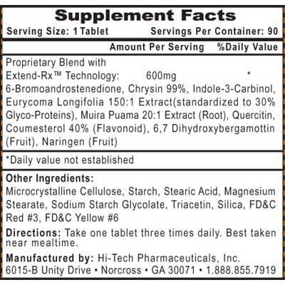 Estrogenex Depot - 90 Tablets-408