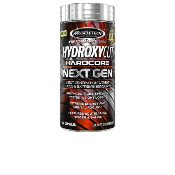 Hydroxycut Hardcore Next Gen Bottle