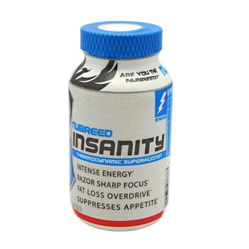 insanity bottle
