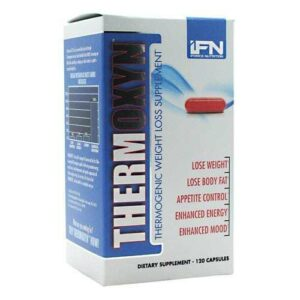 Thermoxyn by iForce Nutrition - 120 Capsules-0