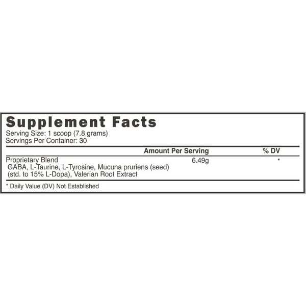 Prime Nutrition Sleep/GH - Fruit Punch - 30 Servings-2559