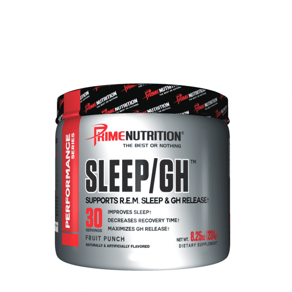 Prime Nutrition Sleep/GH - Fruit Punch - 30 Servings-0