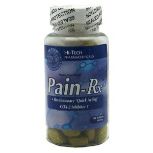 Pain-RX -90 Tablets - by Hi-Tech Pharmaceuticals -0