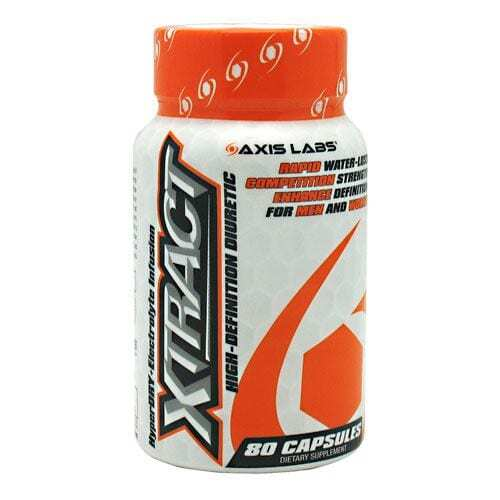 Xtract - 80 Capsules - by Axis Labs-0