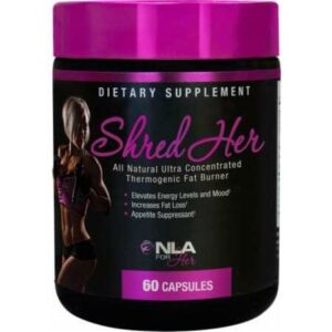 NLA for her shred her bottle