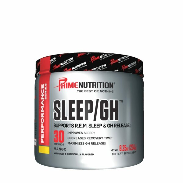 Prime Nutrition Sleep/GH - Mango - 30 Servings-0