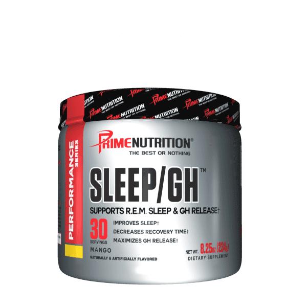 Prime Nutrition Sleep/GH - Mango - 30 Servings-0