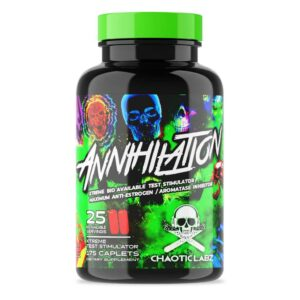 Annihilation - New Label Design, Same Great Formula!