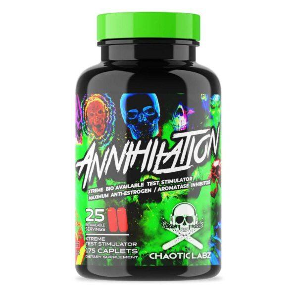 Annihilation - New Label Design, Same Great Formula!