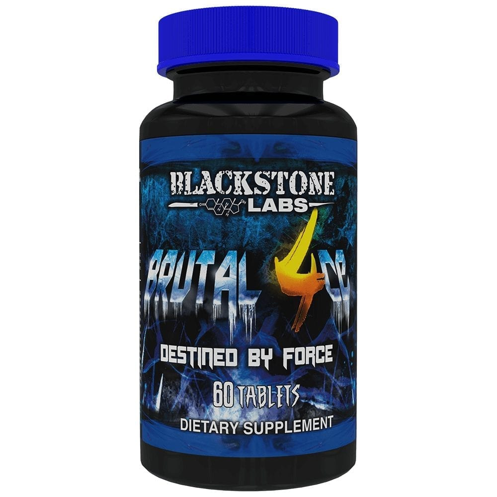 Brutal 4ce - 60 Tablets - By Blackstone Labs-0