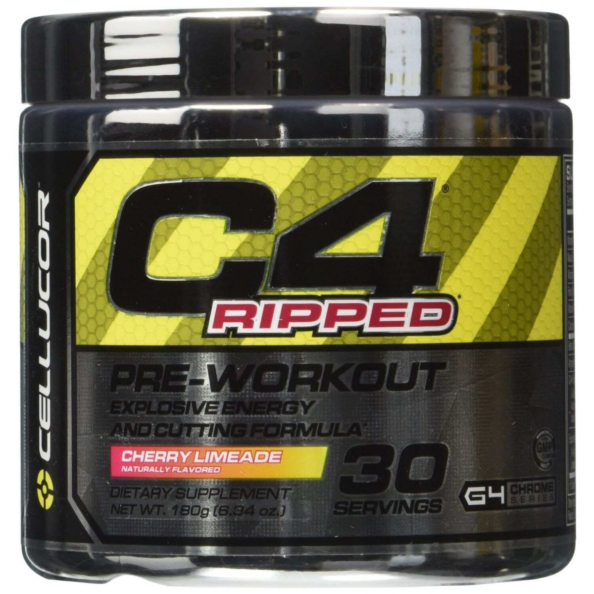 Cellucor C4 Ripped - Cherry Limeade - 30 Servings-0