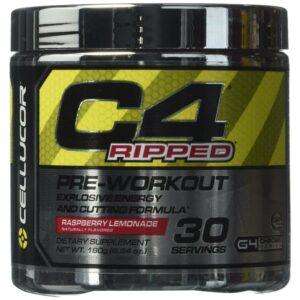 Cellucor C4 Ripped - Raspberry Lemonade - 30 Servings-0