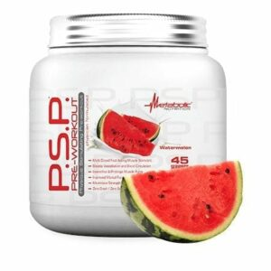 PSP Pre-Workout - Watermelon - Metabolic Nutrition