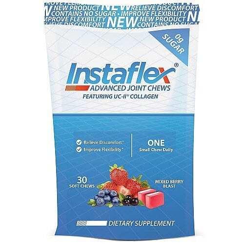 InstaFlex Advanced Joint Chews - 30 Soft Chews-0