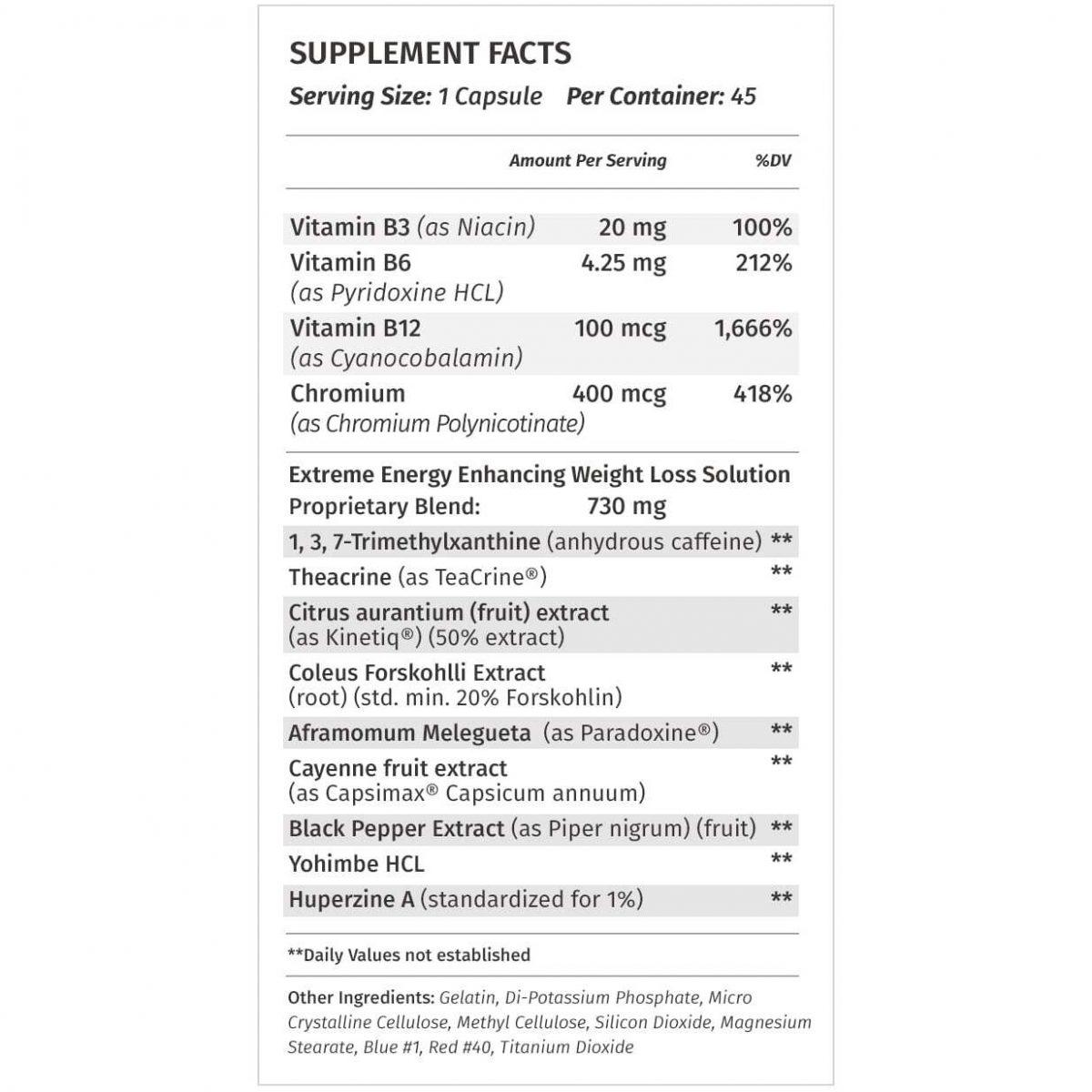Metabolic Nutrition Stimukal - 45 Capsules-787
