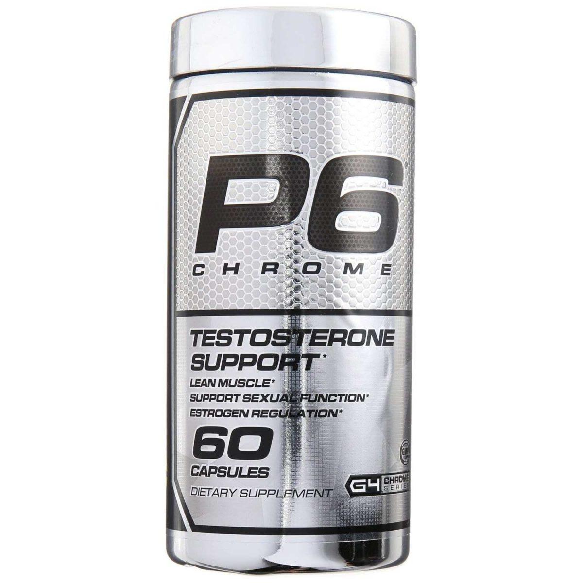 Cellucor P6 Chrome - 60 Capsules-0