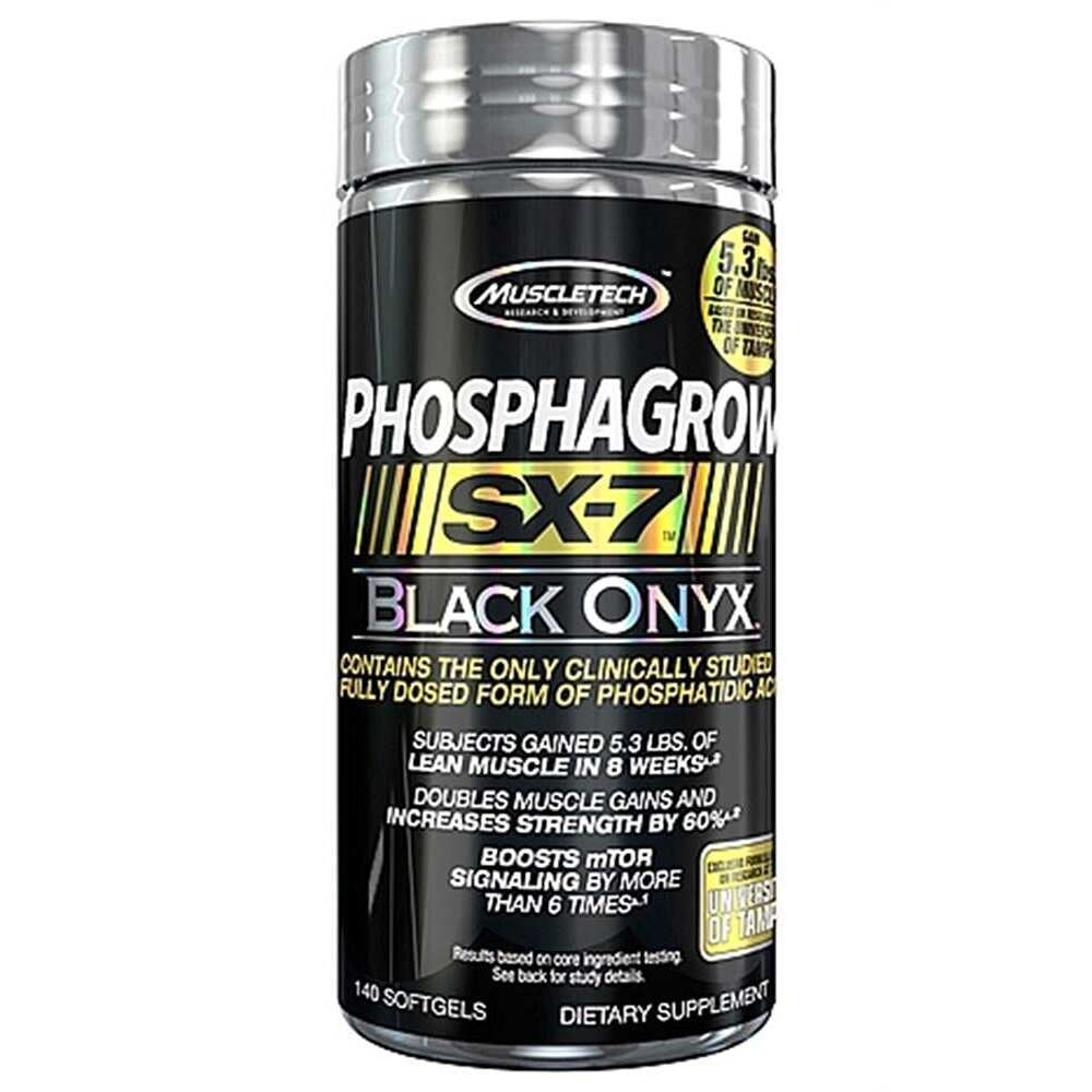 MuscleTech PhosphaGrow SX-7 - 140 Softgels-0