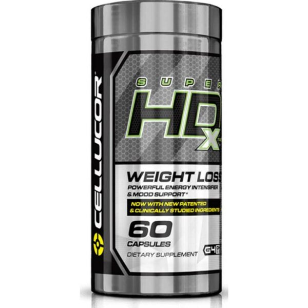 Cellucor Super HD Xtreme - 60 Capsules-0