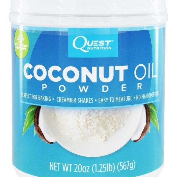 Quest Nutrition Coconut Oil Powder - 20 oz (1.25 lbs)