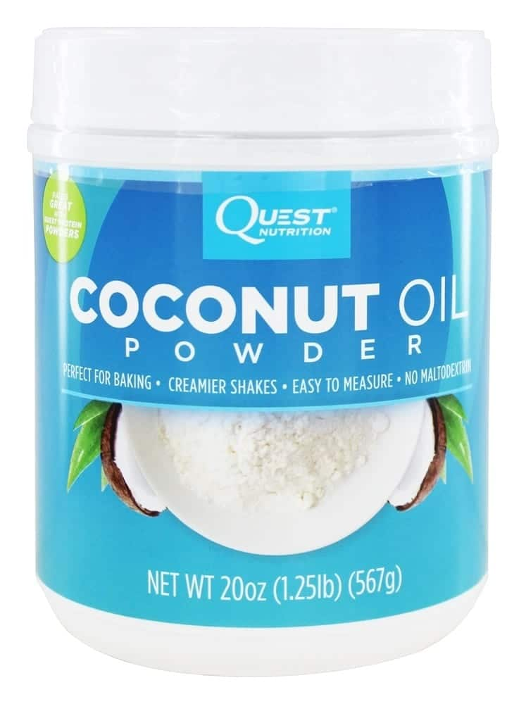 Quest Nutrition Coconut Oil Powder - 20 oz (1.25 lbs)