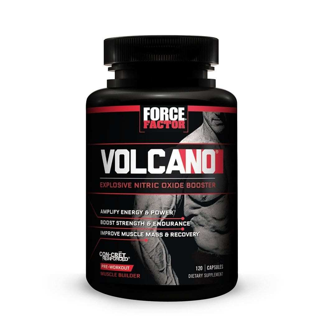 Force Factor Volcano - 120 Capsules-0