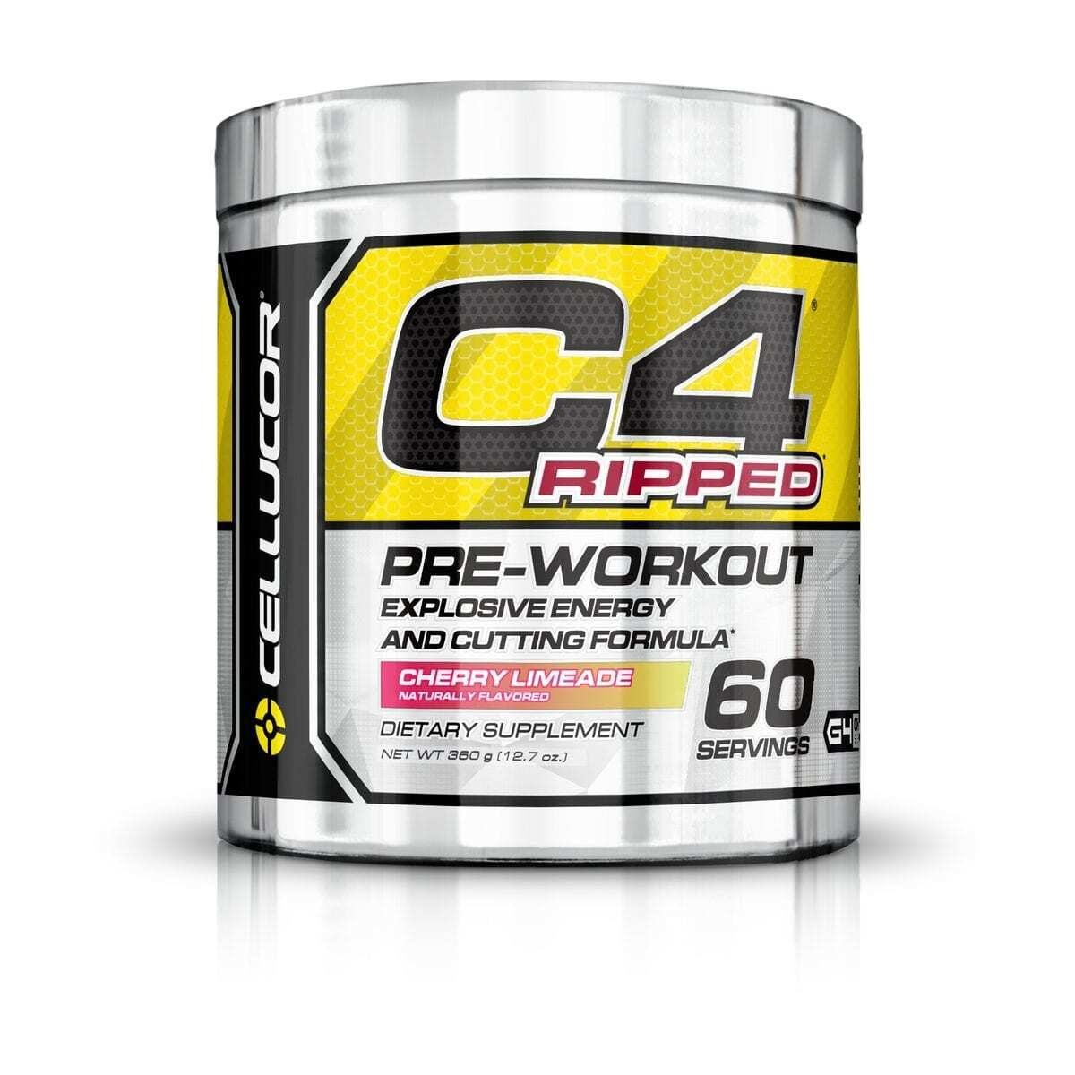 Cellucor C4 Ripped - Cherry Limeade - 60 Servings