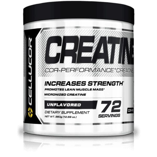 Cellucor COR-Performance Series Creatine - Unflavored - 72 Servings