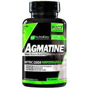 Nutrakey Agmatine - 90 Capsules