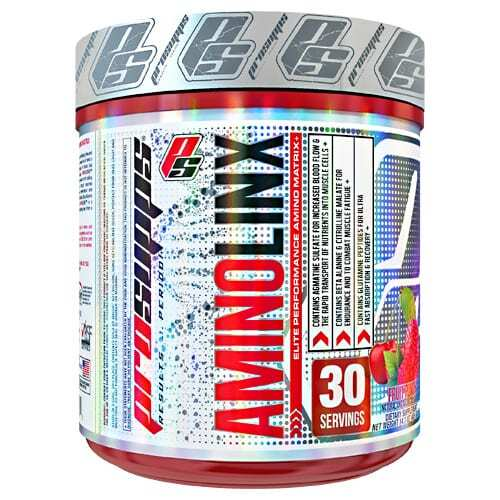 Pro Supps Amino Linx - Fruit Punch - 14 oz. (396g)