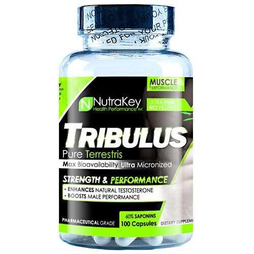 Nutrakey Tribulus - 100 Capsules