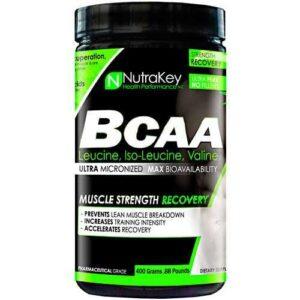 Nutrakey BCAA - 400 grams