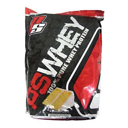 Pro Supps PS Whey - Vanilla Cake - 10 lbs