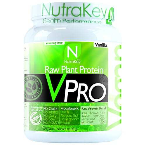 Nutrakey VPro - Vanilla - 1 LBS