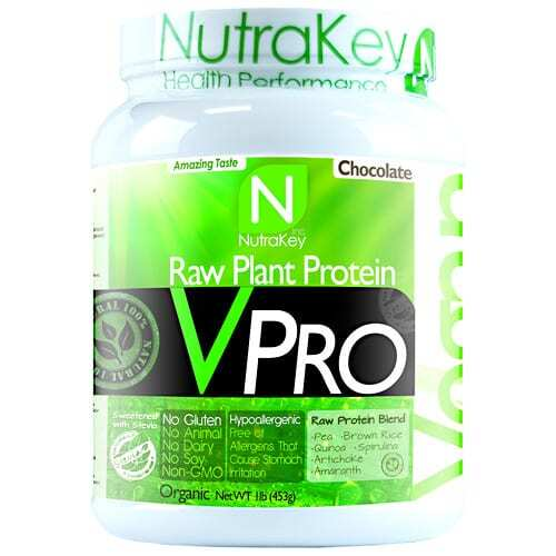 Nutrakey VPro - Chocolate - 1 LBS