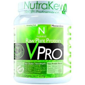 Nutrakey VPro - Mochachino - 1 LBS