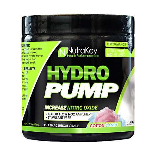 Nutrakey Hydro Pump - Cotton Candy - 150 Grams