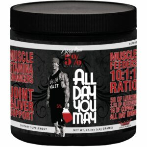 All Day You May - 30 Servings - Fruit Punch
