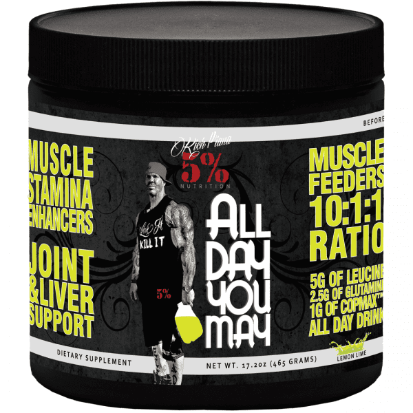All Day You May - 30 Servings - Lemon Lime